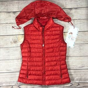 Weekend by Max Mara Vanity Quilted Vest